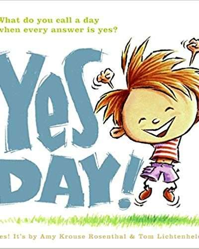 Yes Day Book Cover