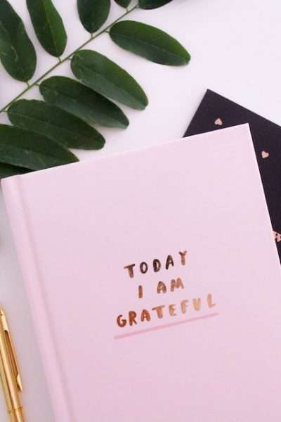 Today I am grateful.