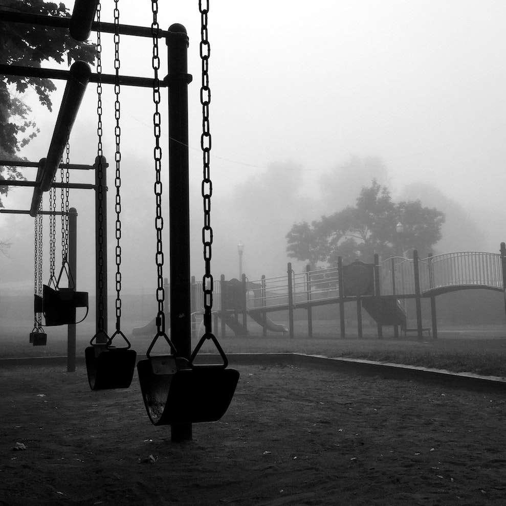recess foggy