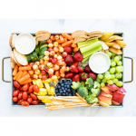 healthy snacks, healthy snack board