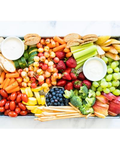 healthy snacks, healthy snack board