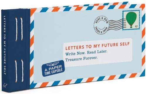 appreciation gift - letters to my future self
