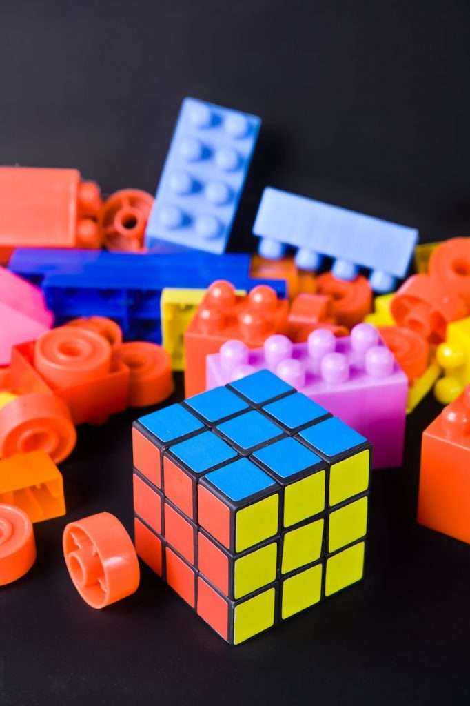 Legos, fun family activity