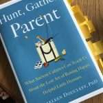 Cover of parenting book Hunt Gather Parent